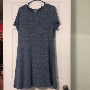 GAP Dresses - Gap Blue A-line dress- only worn once!